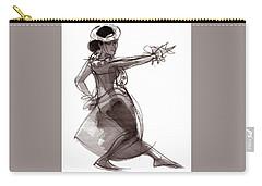 Hula Dancer Keala Carry-all Pouch
