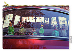 Carry-all Pouch featuring the photograph Hula by Nik West