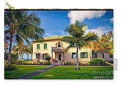 Hulihe'e Palace, Kona, Big Island Hawaii Carry-all Pouch