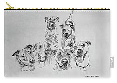Humane Society Gang Carry-all Pouch