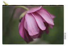 Carry-all Pouch featuring the photograph Humble Beginnings by Connie Handscomb