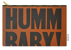 Humm Baby Examiner Carry-all Pouch by Jay Milo