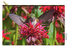 Hummingbird At Eagles Nest Carry-all Pouch