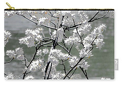 Carry-all Pouch featuring the photograph Hummingbird by EDi by Darlene