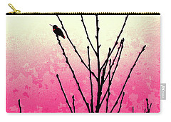 Hummingbird Valentine Carry-all Pouch