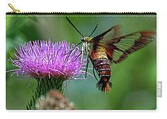Hummingbirdbird Moth Dining Carry-all Pouch