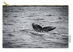 Humpback Whale Tail Carry-all Pouch