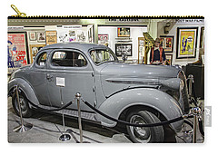 Humphrey Bogart High Sierra Car Carry-all Pouch