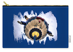 Humpty Dumpty Hot Air Balloon Carry-all Pouch