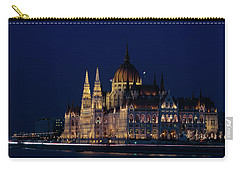 Hungarian Parliament Building #1 Carry-all Pouch