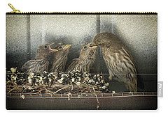 Hungry Chicks Carry-all Pouch