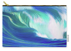 Hungry Ocean Carry-all Pouch