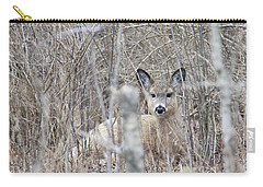Hunkered Down Carry-all Pouch by Brook Burling