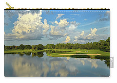 Hunter's Green Hole 18 Carry-all Pouch