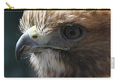 Carry-all Pouch featuring the photograph Hunter's Spirit by Laddie Halupa