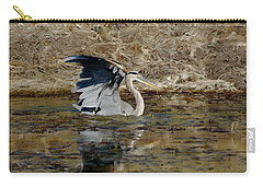 Hunting For Fish 5 - Digitalart Carry-all Pouch