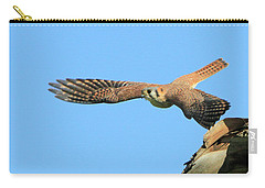 Hunting Kestrel Carry-all Pouch