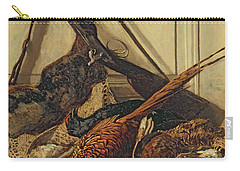 Hunting Trophies Carry-all Pouch