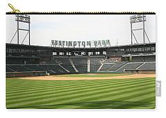 Huntington Park Baseball Field Carry-all Pouch