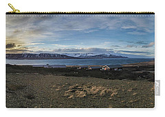 Hvalfjorour Panorama Carry-all Pouch
