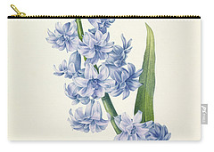 Hyacinth Carry-all Pouch by Pierre Joseph Redoute
