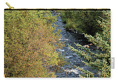 Hyalite Creek Overlook Carry-all Pouch