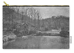 Hydes Mill - Ridgeway - Wisconsin Carry-all Pouch