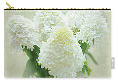 Hydrangeas Carry-all Pouch