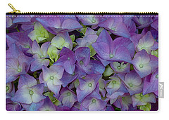 Hydrangia Blossom Carry-all Pouch