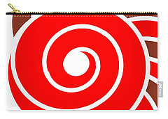 Hypnotic Circle Carry-all Pouch