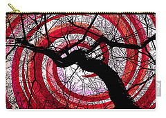 Carry-all Pouch featuring the photograph Hypnotic Nature by Shawna Rowe