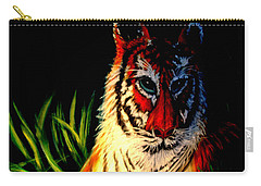 Carry-all Pouch featuring the photograph I A M 5 by Antonia Citrino