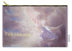 I Am Listening Carry-all Pouch