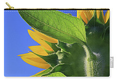 Carry-all Pouch featuring the photograph I Am Not Looking At You by Christopher McKenzie