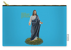 I Am The Way John 14 6 Carry-all Pouch