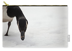 Carry-all Pouch featuring the photograph I Do See You by Karol Livote