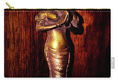 Carry-all Pouch featuring the photograph I Dream Of Genie by Al Bourassa