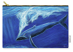 I Fight For Clean Waters Carry-all Pouch