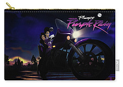 I Grew Up With Purplerain 2 Carry-all Pouch
