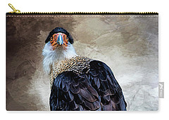 I Have Got  My Eye On You Carry-all Pouch by Cyndy Doty