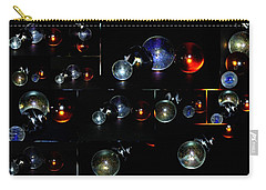 ...i Have Lost My Marbles Carry-all Pouch by Martina Fagan