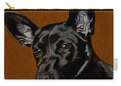 I Hear Ya - Dog Painting Carry-all Pouch