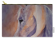 I Hear You - Painting Carry-all Pouch by Veronica Rickard