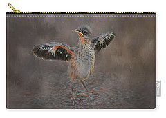 I Know I Can Fly Carry-all Pouch