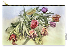 I Like Tulips Carry-all Pouch