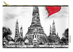 I Love Bangkok Carry-all Pouch
