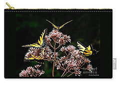 I Love Butterflies  Carry-all Pouch