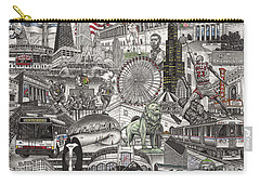 I Love Chicago Volume 2 Carry-all Pouch