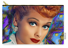 I Love Lucy Carry-all Pouch
