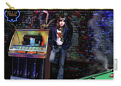 I Love Rock And Roll Carry-all Pouch